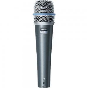 Shure BETA57A Micrófono Dinámico para Instrumentos