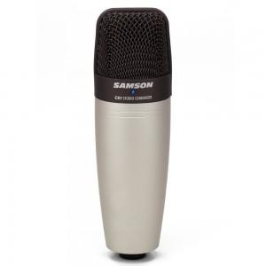 Samson C01 Microfono Condenser para Estudio