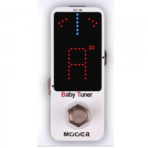 Mooer BABY TUNER Pedal afinador
