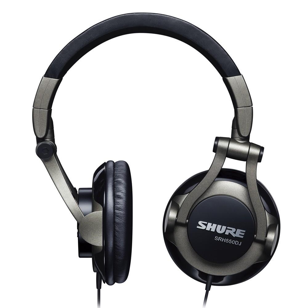 SHURE SRH550DJ Auricular Profesional para DJ