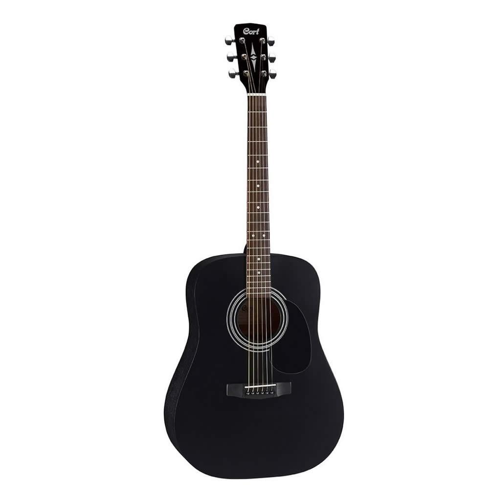 Guitarra Acustica AD810-BKS c/funda