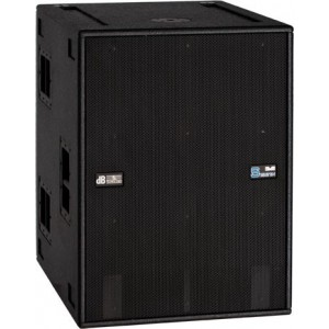 Subwoofer activo Bassreflex, 21? 1500w rms, 139 dB máx, Digipro G2, X-Over, Delay, RdNet