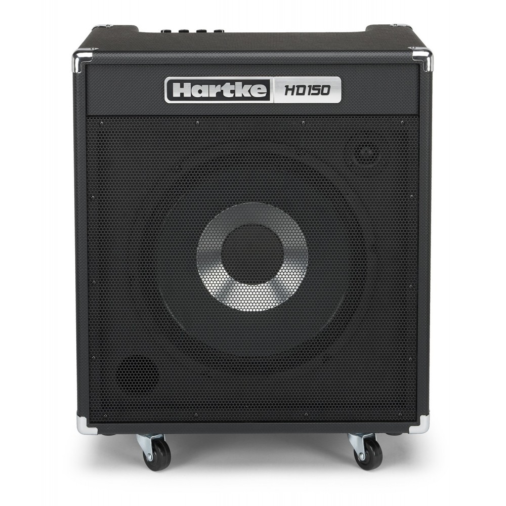 Amplificador para Bajo Hartke HD150 Dydrive Combo 150W, 1 x 15' + Driver 1'