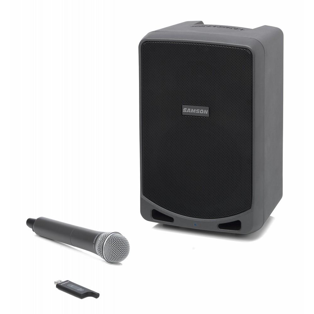 Sistema sonido portable EXPEDITION XP106W 100 watts + microfono