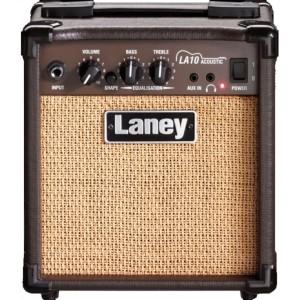 """Laney LA10 Amplificador de Guitarra Acustica 1x5"""" 10W"""