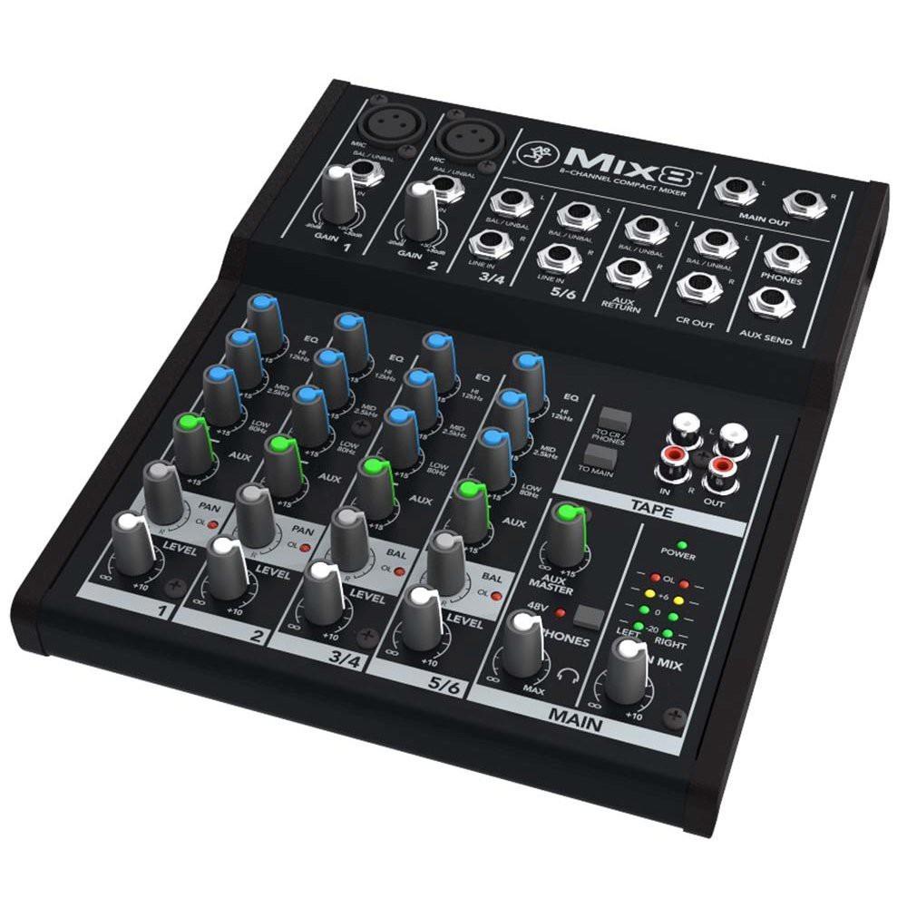 Mackie Mixer Mix8
