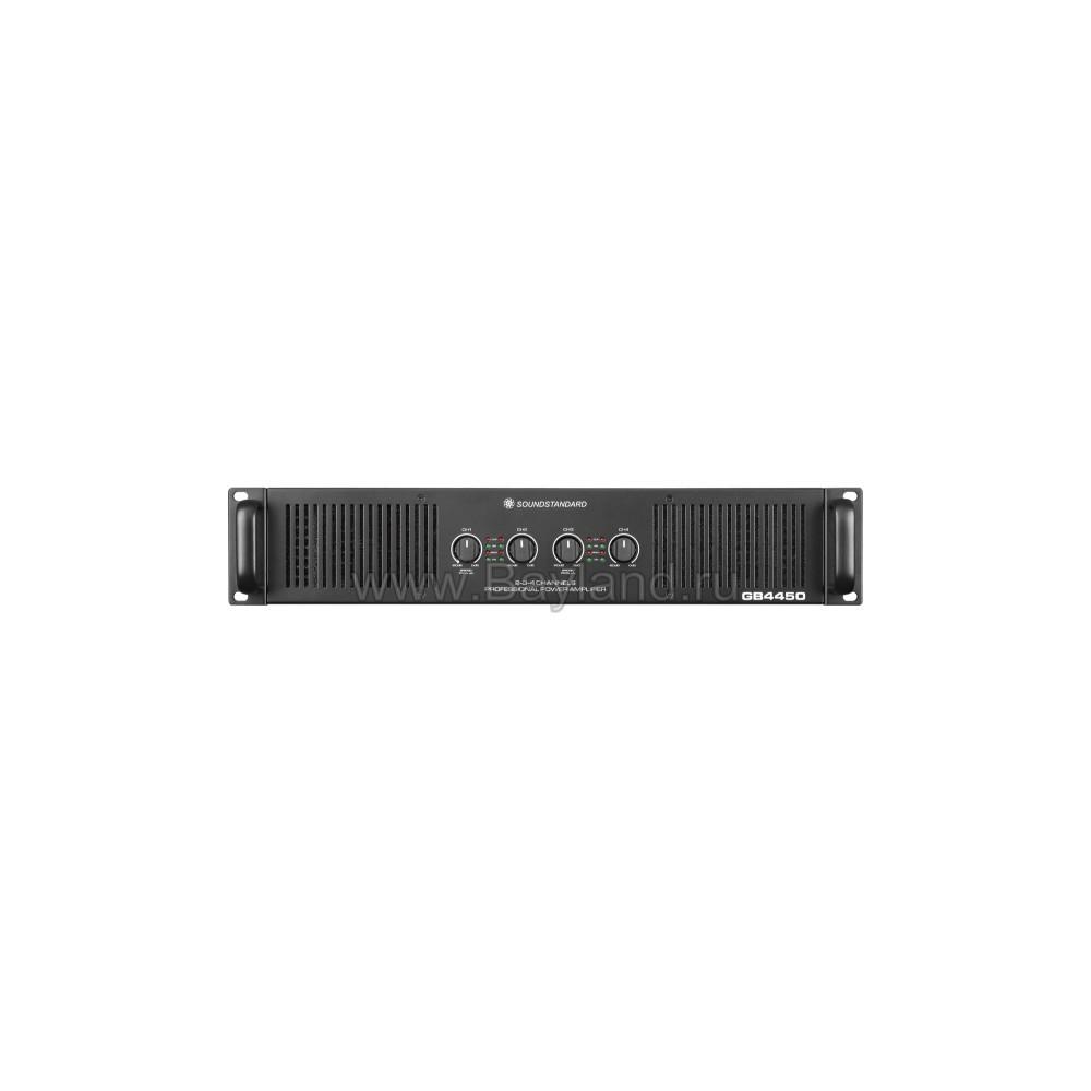 SAE Audio GB 4450 Potencia 650W X4/4O, 450W X4/8O