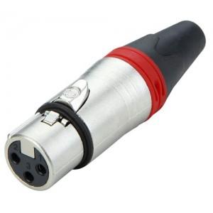 Ficha Canon Xlr Para Cable (hembra) Seetronic