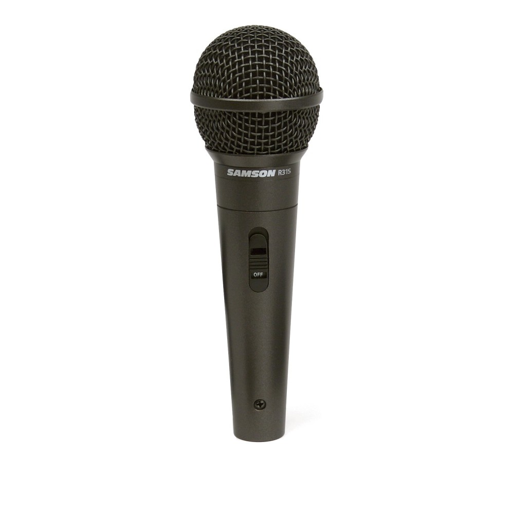 Samson PERFORMER-R31S Microfono Cardiode con Swicht