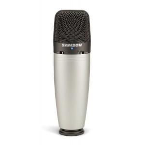 Samson C03 Microfono Condenser para Estudio
