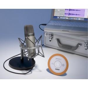 Samson C03UPK Microfono Condenser Para Estudio con USB