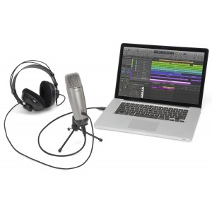 Samson C01UPRO Microfono Condenser de Diafragma Grande para Estudio