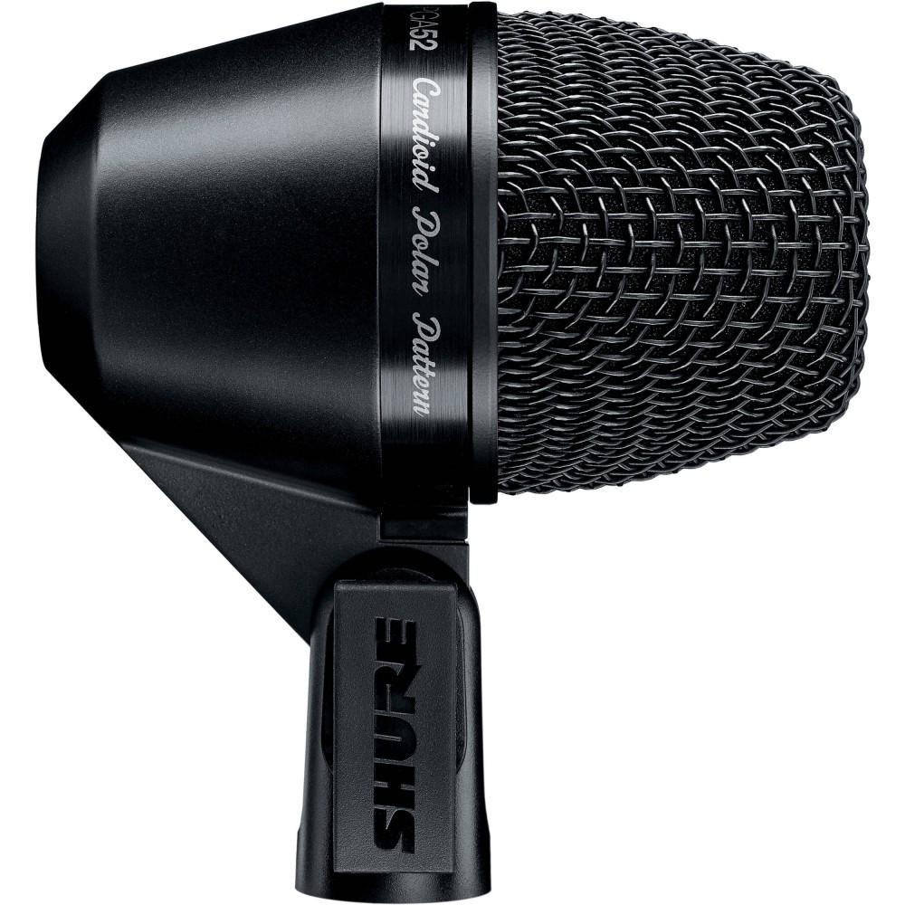 SHURE PGA52-LC Microfono Dinamico Cardiode para Bombo