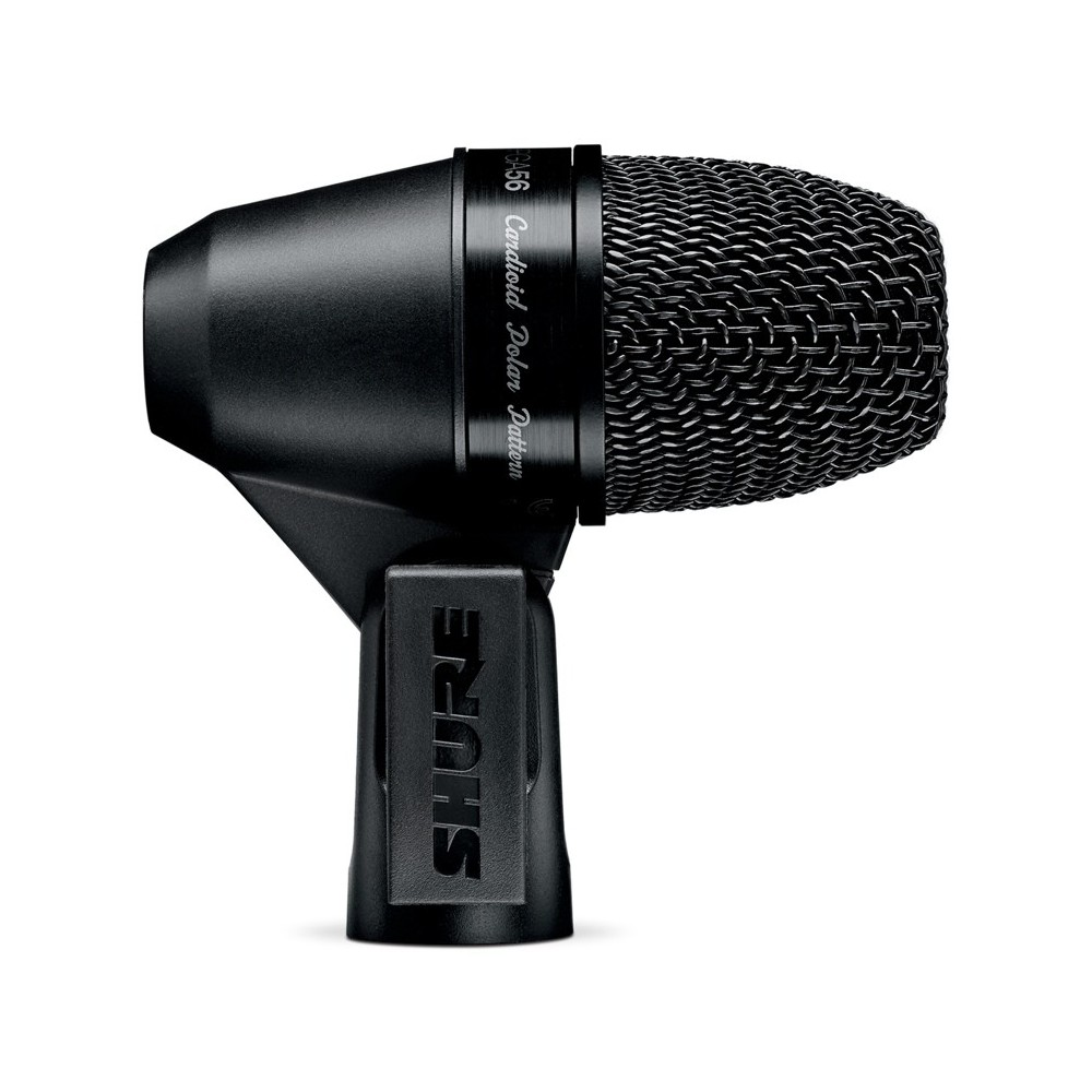 SHURE PGA56-XLR Microfono Dinamico Cardiode para Instrumentos Acusticos