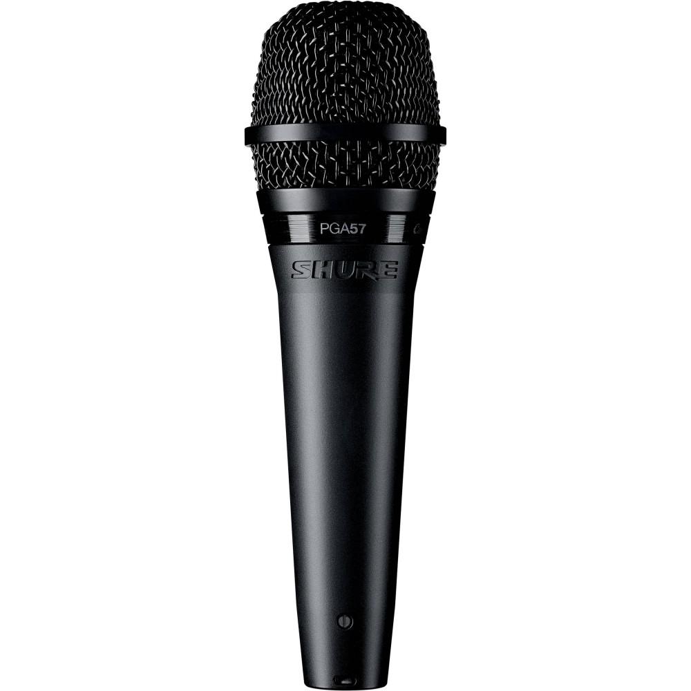 Shure PGA57-XLR Microfono Dinamico Cardiode para Instrumentos
