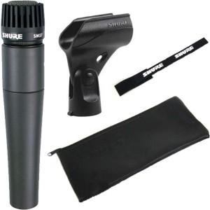 Shure SM57-LC Micrófono Dinámico Cardioide para Instrumentos