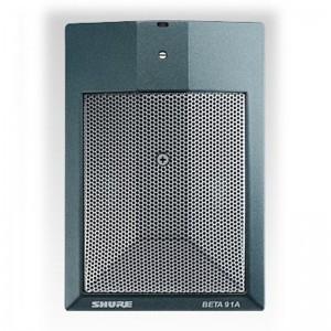 Shure BETA91A Micrófono Condenser Semi-Cardiode de Superficie