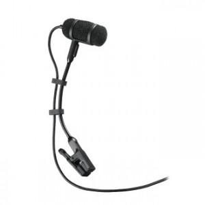Audio Technica PRO 35 Microfono Condenser Cardiode con Pinza