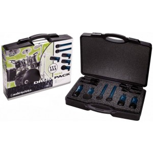 Audio Technica MB/DK6 Kit de Microfonos para Bateria