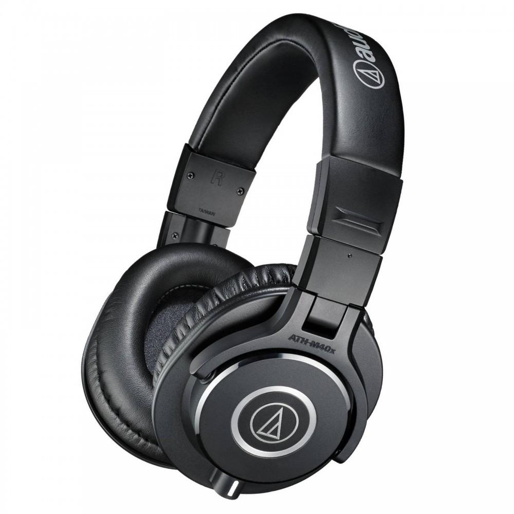Audio Technica ATH-M40X Auricular Profesional Cerrado para Monitoreo
