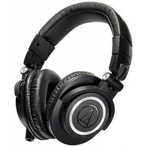 Audio Technica ATH-M50X Auricular Profesional Cerrado para Monitoreo