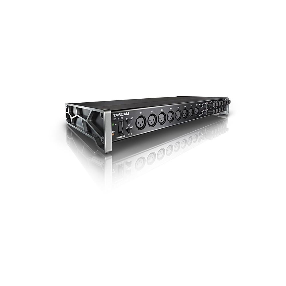 Tascam US-16X08 Interface de Audio