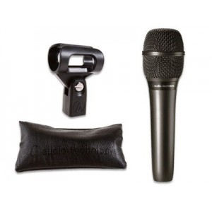 Audio Technica AT-AT2010 Microfono Vocal Condenser Cardiode