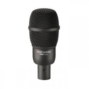 Audio Technica AT-PRO25ax Microfono Dinamico Hipercardiode para Instrumentos